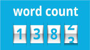 Word counter tool certified by the writers through certified pages within the internet