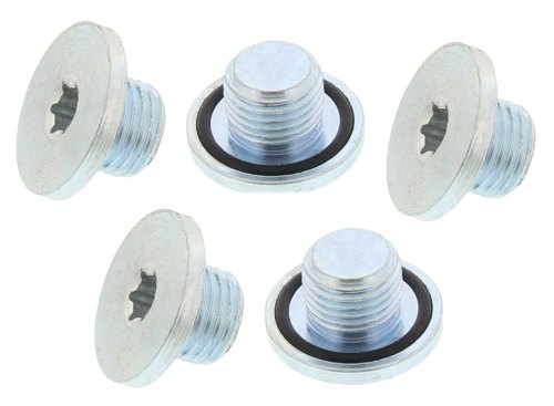 Acquire Oil drain plug to carry out the process much more complete with femco products